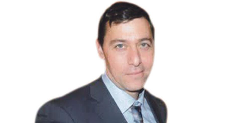 Dan Oryan, Israels viceambassadør i Danmark