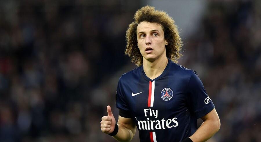 Chelsea tjente godt på salget af David Luiz til Paris Saint-Germain.