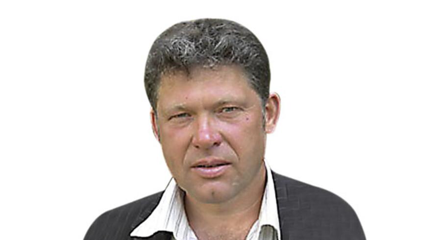 Kristian Massey Møller, Feltpræst i Afghanistan