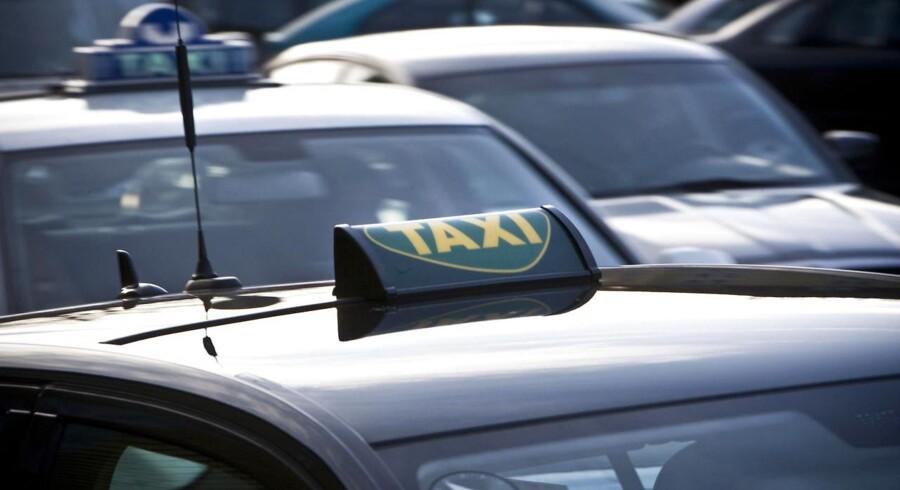 I løbet af de seneste par døgn er to taxachauffører blevet overfaldet. Det kostede den ene livet. Foto: Axel Schütt