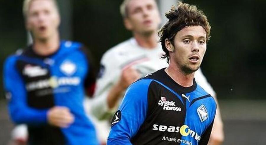 Sønderjyske må undvære Bo Storm i søndagens Superliga-udekamp mod FC København.