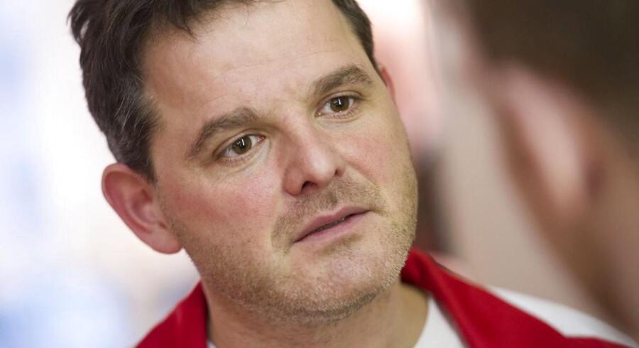 Peter Bredsdorff-Larsen får svensk forstærkning til sit BSV-mandskab.