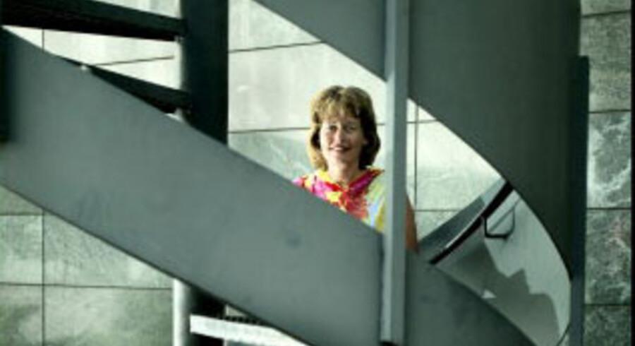 Anette Wad har tidligere efterlyst klare retningslinjer for, hvad man kan tillade sig som forfatter. Foto: Scanpix