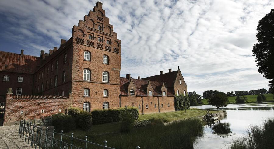 Endnu en kamp om Gisselfeld Slot er sfsuttet ved retten. Københavns Byret har slået fast, at Erica Danneskiold-Samsøe ikke kan få posten som overdirektør for slottet.