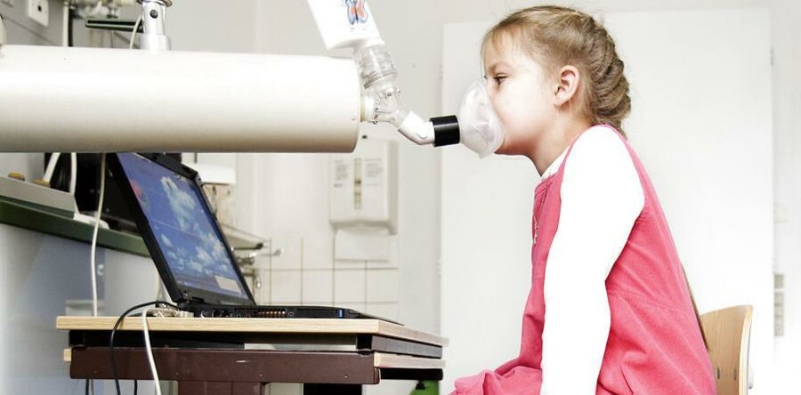 Psykiatriske bivirkninger er en risiko ved brug af astma-medicin til børn, siger professor Lise Aagaard fra Syddansk Universitet. Arkivfoto.