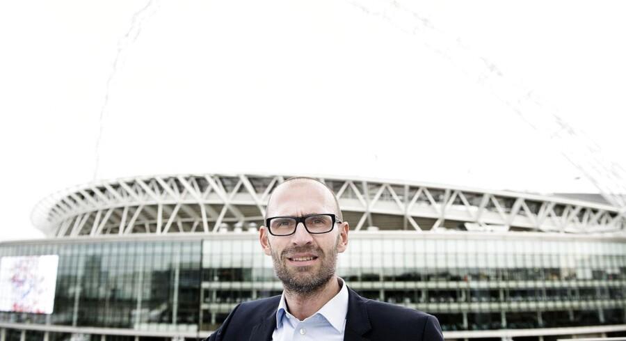 Claus Bretton-Meyer håber på, at danske tilskuere kan få lov til at møde op på stadion, når Serbien tager imod Danmark den 14. november.