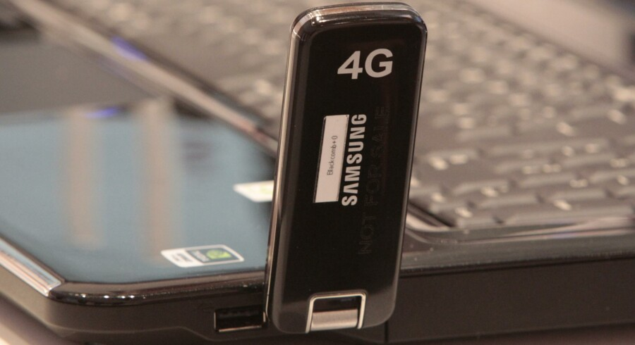 Det bliver nu muligt, at få hastigheder på op til 1Gbit/s ved hjælp af fremtidens 4G-net, men tidligst om to år.