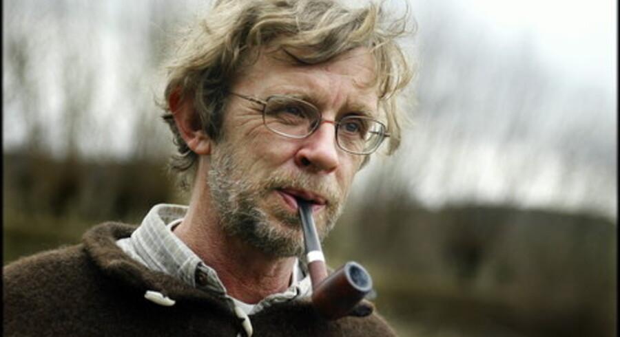 Søren Ryge Petersen kan få en kartoffel til at smile. Foto: Henning Bagger