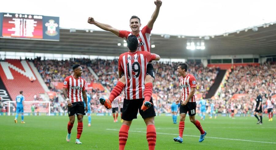 Southampton vandt med sikre 8-0 over Sunderland.