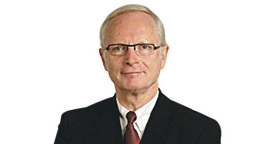 Peter Gorm Hansen, Adm. direktør i KL