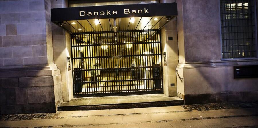 Danske Bank skal foretage ekstraordinære nedskrivninger men klarer sig ellers pænt gennem den europæisk banktest.