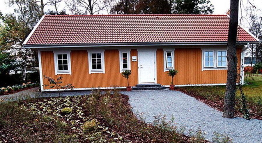 Arv fra Sverige pålægges ikke afgift i Danmark.