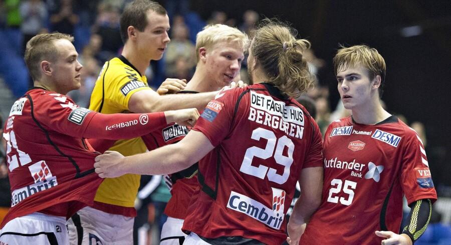 Aalborg Håndbold vandt med nød og næppe over BSV onsdag aften.