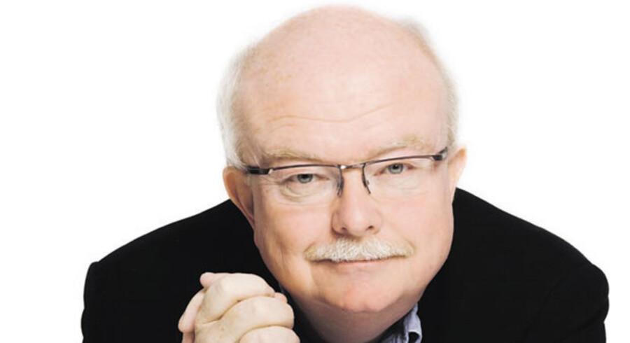 Kristian Mouritzen, debatredaktør.