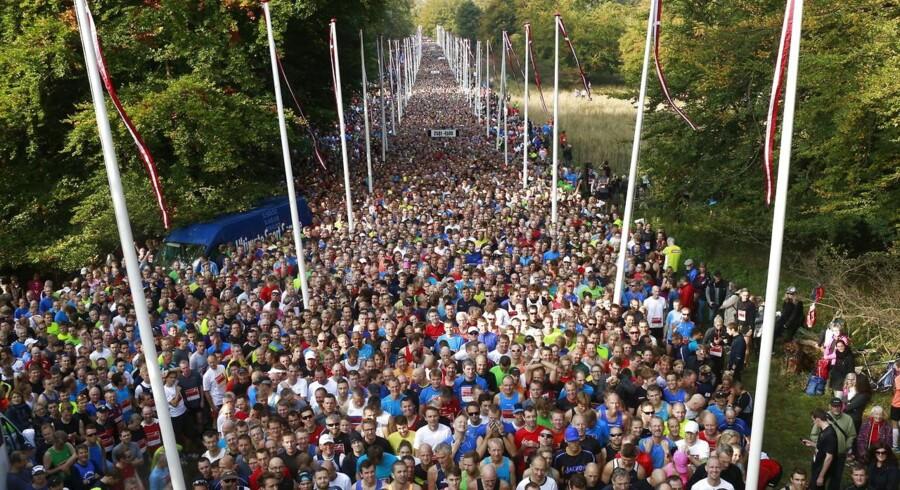 Over 600.000 løbere i alderen 4-96 år har i årene 1969-2013 gennemført Eremitageløbet i Dyrehaven. Søndag 5. oktober 2014 løbes der for 46. gang, og den 13.3 kilometer lange rute går gennem den smukke efterårsklædte nationalskov nord for København.