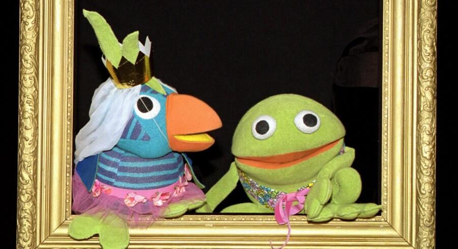 Kaj og Andrea er sammen med Halfdans ABC, Gummi Tarzan og De små synger, en del af Kulturministeriets kanon over børnekultur.