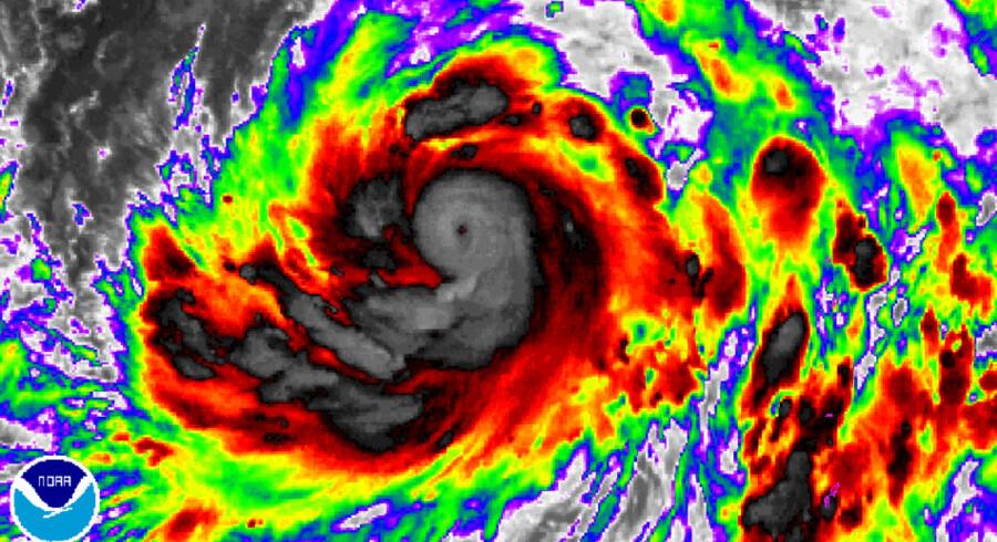 (Billede fra NOAA)