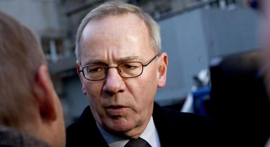 Amagerbankens direktør Steen Hove hævede i omegnen af en halv million lige inden banken krakkede den 6. februar 2011.