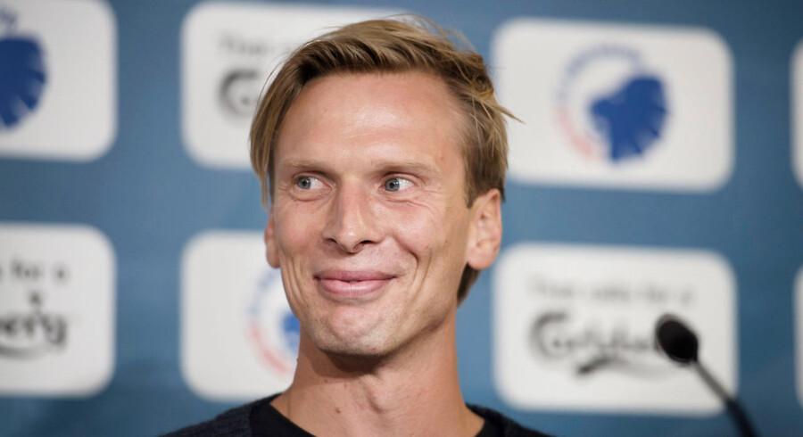 Christian Poulsen er tilbage i FCK.