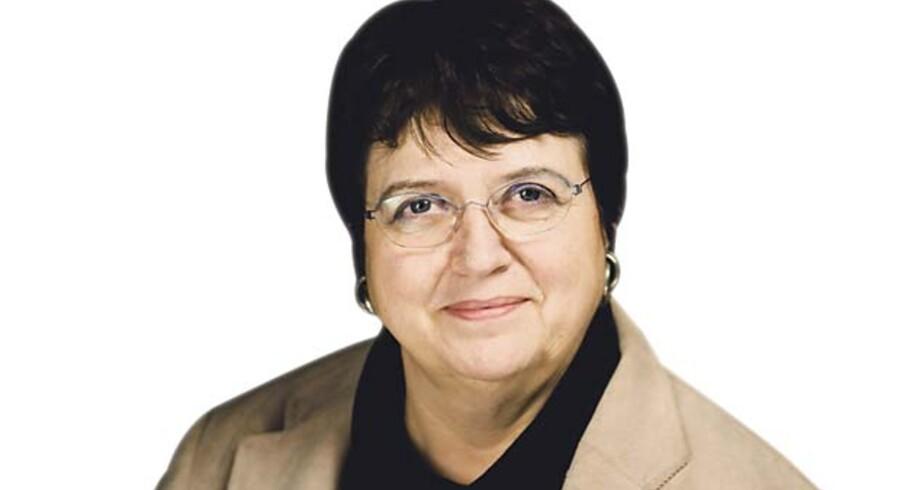 Vibeke Storm Rasmussen, regionsrådsformand, Region Hovedstaden