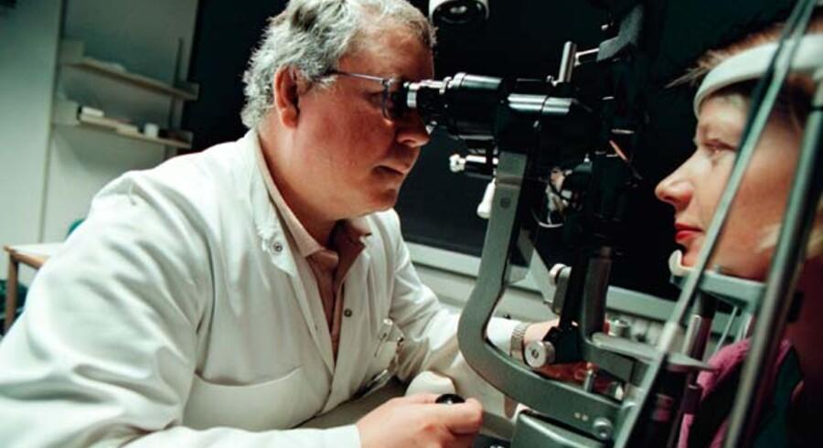 Øjenlægerne kan i dag højst bremse nogle af nethindesygdommene, og kun hvis de opdages i tide.