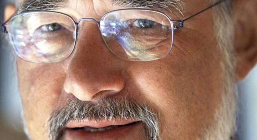 Nikolaj Petersen Professor emeritus