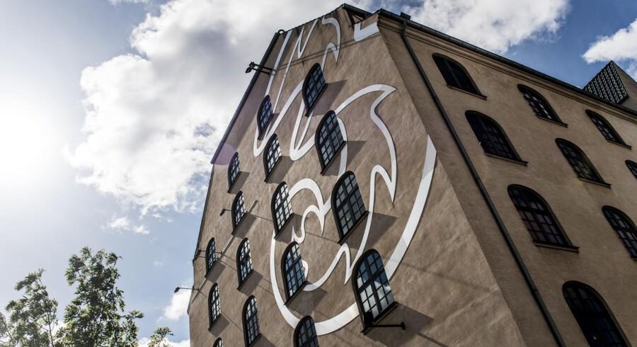 »3« nærmer sig nu 1,3 millioner danske mobilkunder oven på endnu et kvartal med kundefremgang. Arkivfoto: Carsten Andersen, »3«