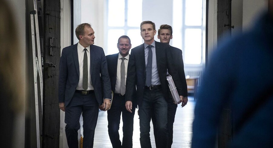 Alle danskere skal dækkes af bredbånd, mener Dansk Folkeparti, som vil bruge en halv milliard kroner ekstra.