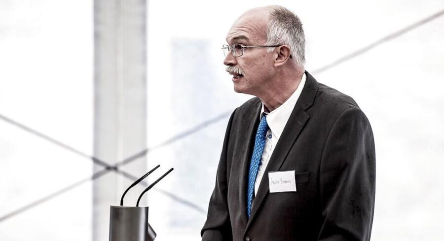 Rektor på DTU, Anders Bjarklev: »Vi ved, at når der bliver ansat en ingeniør, så plejer det i gennemsnit at føre til, at der bliver ansat yderligere medarbejdere inden for flere fagrupper i den pågældende virksomhed.«
