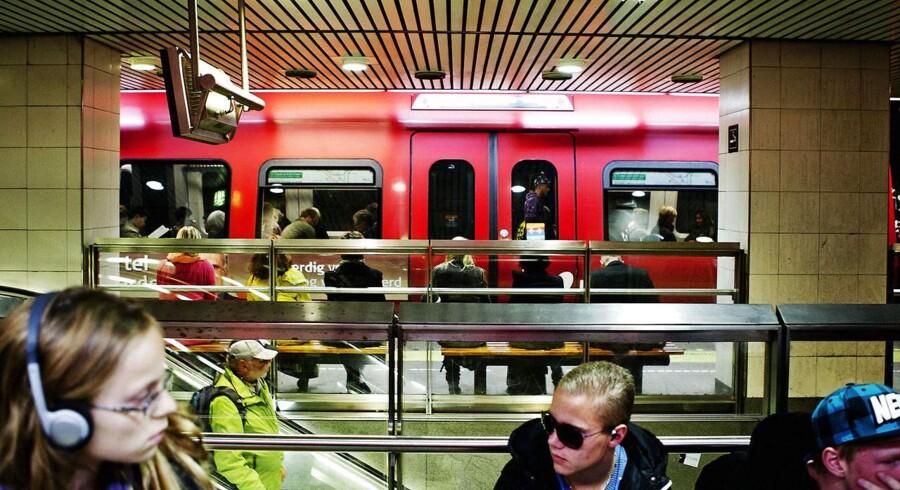 Hvis toget er forsinket en halv time, har du mulighed for erstatning. Det ved kun hver anden togpassager, viser en ny undersøgelse fra Passagerpulsen hos Forbrugerrådet Tænk, og dermed går de rejsende glip af millioner af kroner.