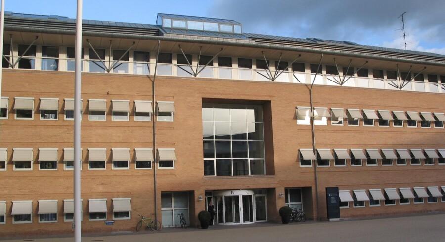 Rockeren Kevin Joel Andersen blev dræbt i august i fjor. Sagen kører for tiden ved Retten i Glostrup, hvor der ventes dom til september. Free/Per Johansen, Pressefoto, Domstolsstyrelsen