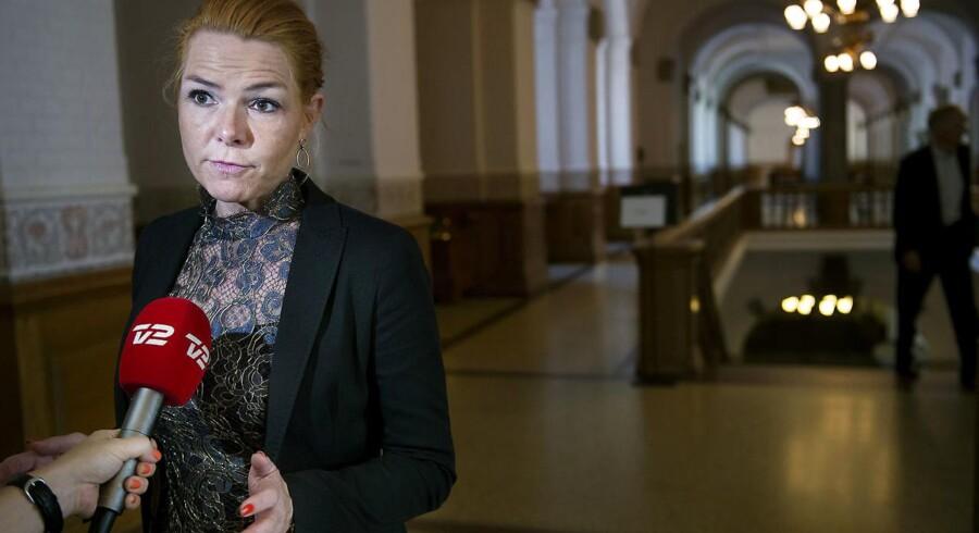 Inger Støjberg (V) reagerer nu på, at de danske familiesammenføringsregler ifølge mennerettighedsdomstolen i Strasbourg er »diskriminerende« og kalder de andre partier til drøftelse om reglerne.