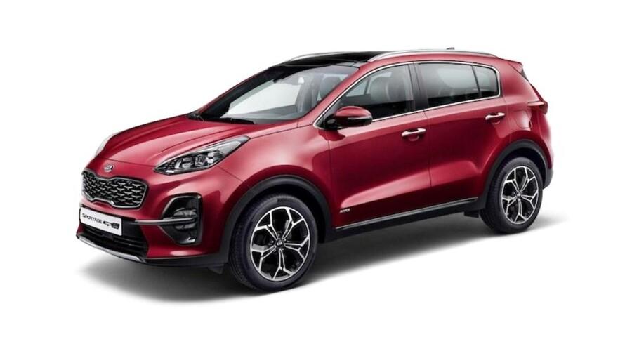 Kia bliver den første mainstream-producent til at indføre 48 volt-teknologien, og den faceliftede Sportage med dieselmotor bliver første model