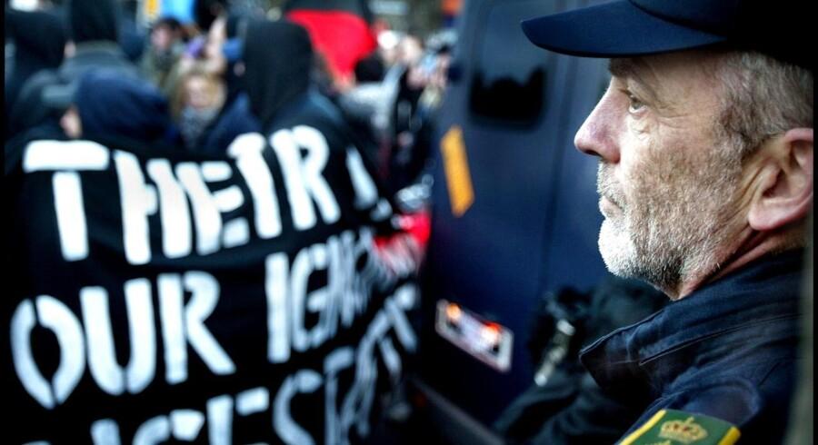 Arkivfoto. Tidligere chefpolitiinspektør for Københavns politi Kai Vittrup stod i spidsen for politiets arbejde i forbindelse med kinesiske statsbesøg i 2002. Han afviser tidligere betjentes forklaring om, at politiet kørte den kinesiske delegation andre veje gennem København for at undgå Kina-kritiske demonstranter.