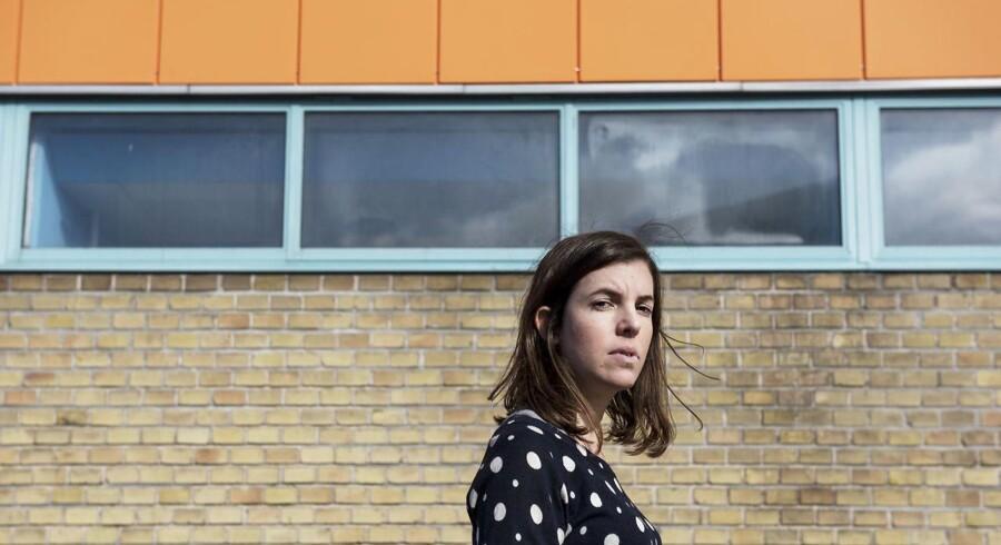 Spanske Susana Labanda er uddannet som ingeniør fra DTU i 2012. I dag er hun ansat som forsker på DTU.