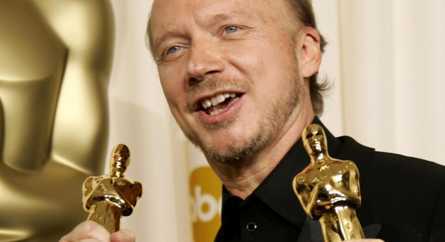 Paul Haggis vandt to Oscars for sin film Crash fra 2006. Nu fortæller han nogle grimme historier om Scientology.