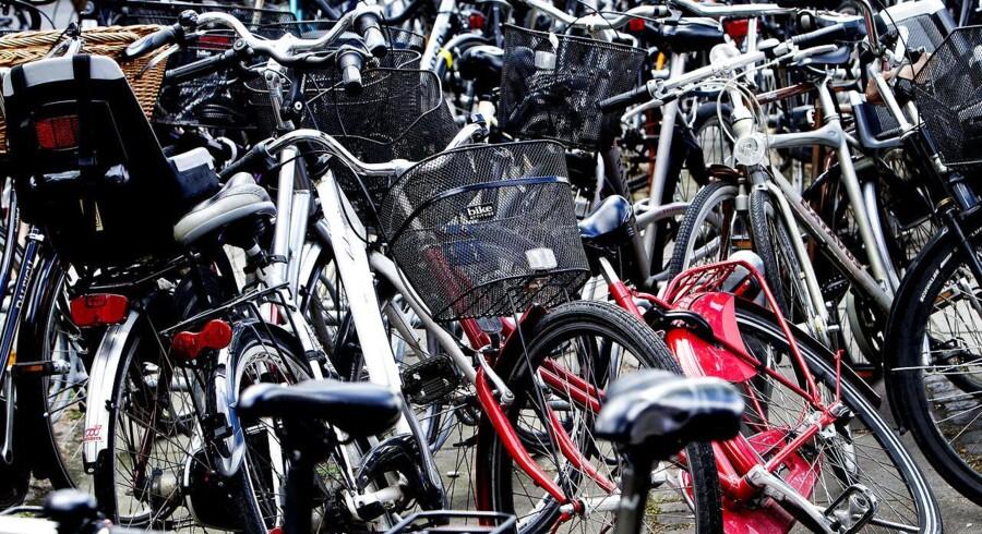Der er for mange cykler i København, der optager plads uden at være i brug. Derfor rydder Københavns Kommune op - igen.