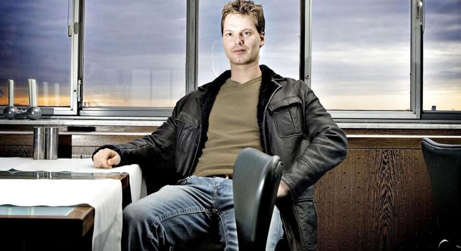 Janus Friis solgte Skype til E-bay og blev milliardær. Nu prøver han lykken med robotlevering.