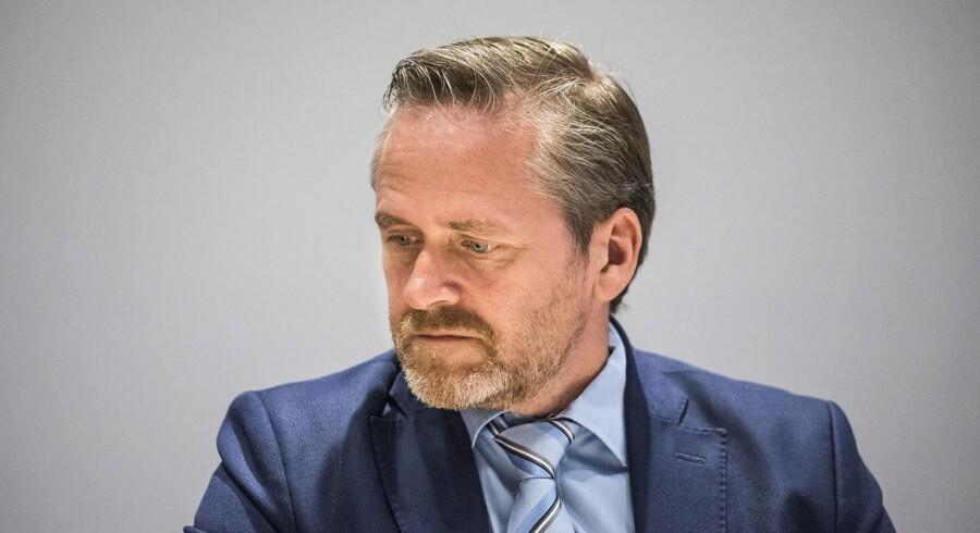 Arkivfoto: Udenrigsminister Anders Samuelsen