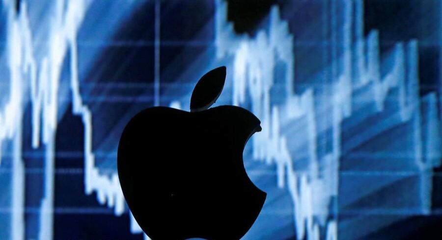 Med start fra onsdag udsteder Danske Bank strukturerede obligationer knyttet til udviklingen i aktiekursen på den amerikanske it-gigant Apple, fremgår det af en meddelelse fra banken.