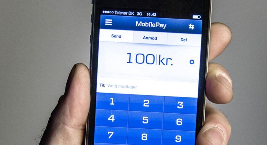 Jyske Bank-chef: Swipp kan aldrig nå i balance økonomisk