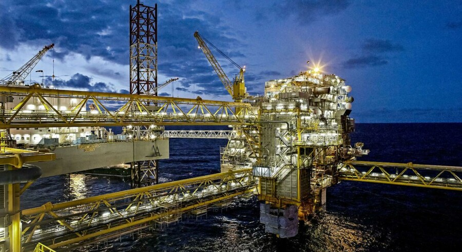 BMINTERN - Maersk Oil Tyra