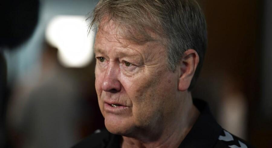 Efter næsten halvandet år som dansk landstræner venter Åge Hareides hidtil hårdeste modstander tirsdag aften.