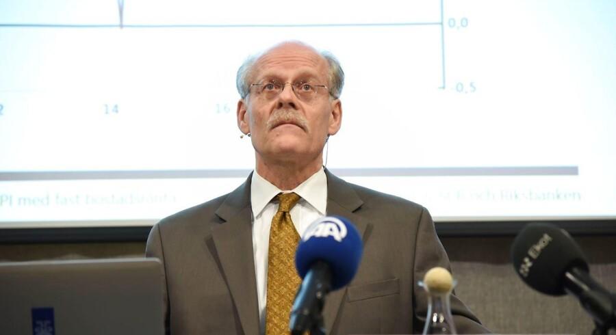 Netop nu er der heftig aktivitet i kulisserne i kampen for dansk realkredit og for at sikre, at danske boliglån ikke bliver unødvendigt dyrere på grund af nye krav fra den såkaldte Basel-komité. I Danmark er der en uhørt grad af enighed, mens det er mere uklart, hvem modstanderen i opgøret er. / AFP / TT NEWS AGENCY / Thommy TENGBORG / Sweden OUT