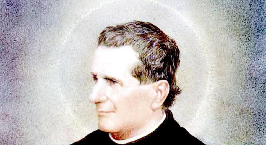 Det er et par dage siden, at den italienske helgen Don Bosco blev helgenkåret - det skete i 1934. Stor var opstandelsen, da det tidligere på måneden stod klart, at et stykke af hans hjerne, der blev opbevaret i et skrin i en kirke i Don Boscos hjemby, var tyvstjålet.