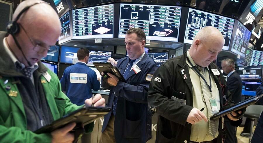 Arkivfoto. C20 åbner lysegrønt ligesom som forårets bøgehække på arbejdernes internationale kampdag, hvor flere børser blandt andet den tyske, franske og britiske børs holder lukket.