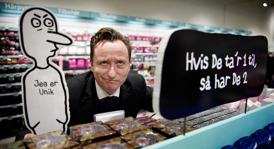 Der er stadig godt gang i væksten hos butikskæden Normal, der konkurrerer med blandt andet Matas på det danske marked.
