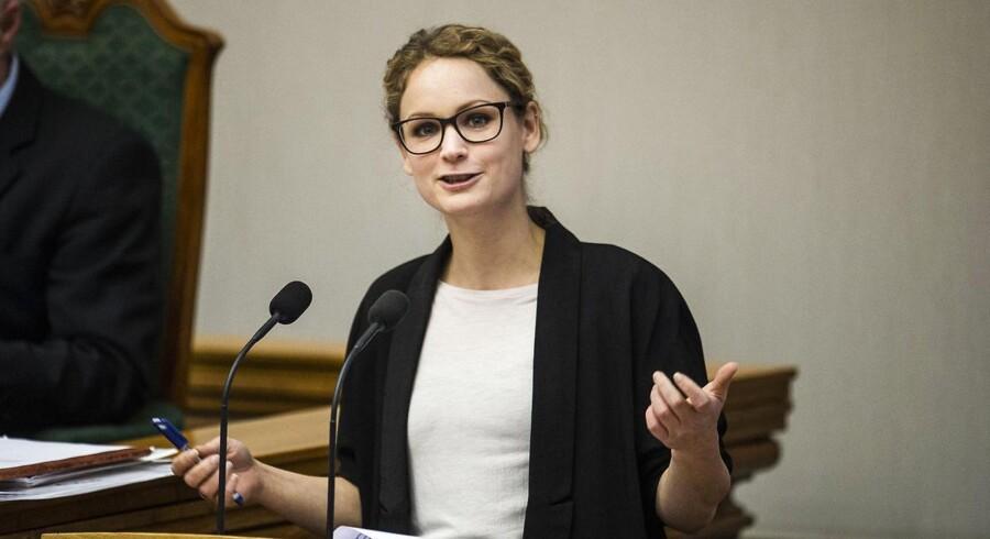 Pernille Skipper og hendes parti Enhedslisten har haft en god start på 2017.