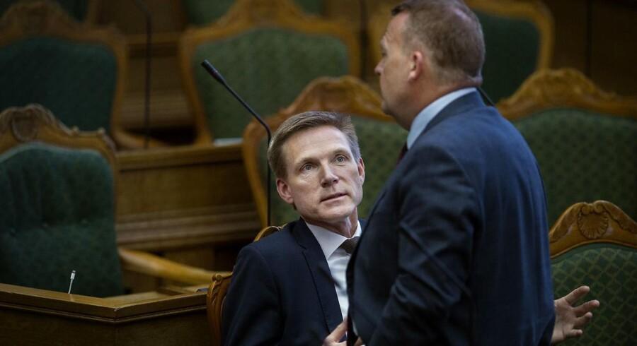 Statsminister Lars Løkke Rasmussen er klar til at gøre et nyt forsøg på at ændre flygtninge- og asylpolitikken i samarbejde med DF-formand Kristian Thulesen Dahl.