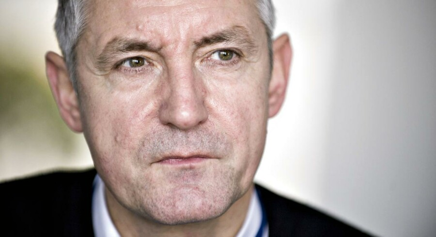Jørgen Nielsen, driftsdirektør i flyselskabet Cimber